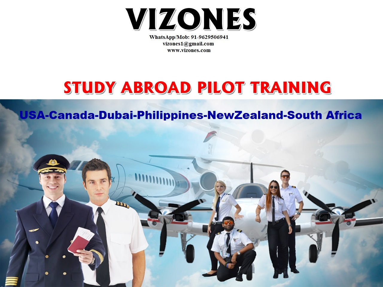 MBBS-Healthcare-Pilot Training-STEM Courses - VIZONES